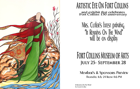 Artistic Eye on Fort Collins Event Card