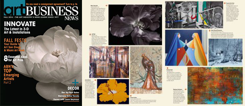 Art Business News Magazine