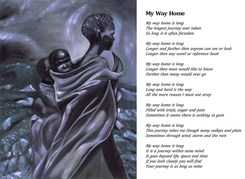 My Way Home Poetry